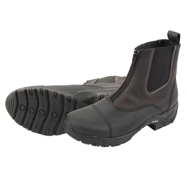 • DUAL-GRIP sistem blažilcev udarcev • super čevlji za jahačeve ligamente in sklepe • dobro dihajo in uravnavajo temperaturo • nedrseč podplat, poožaj zadrge omogoča enostavno obuvanje • idealni za deževne dni