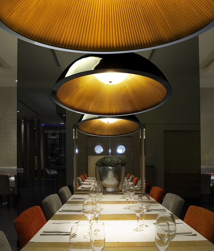 Umbrella Pendant By Grok Large Dome Light Pendant With