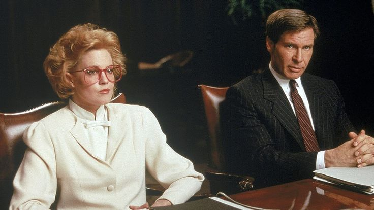 Old movies that young people should watch.  Working Girl.