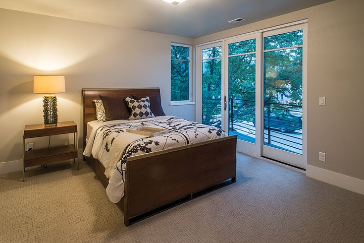 Fiberglass Windows and Patio Doors Shine in the New Idea Home | Milgard