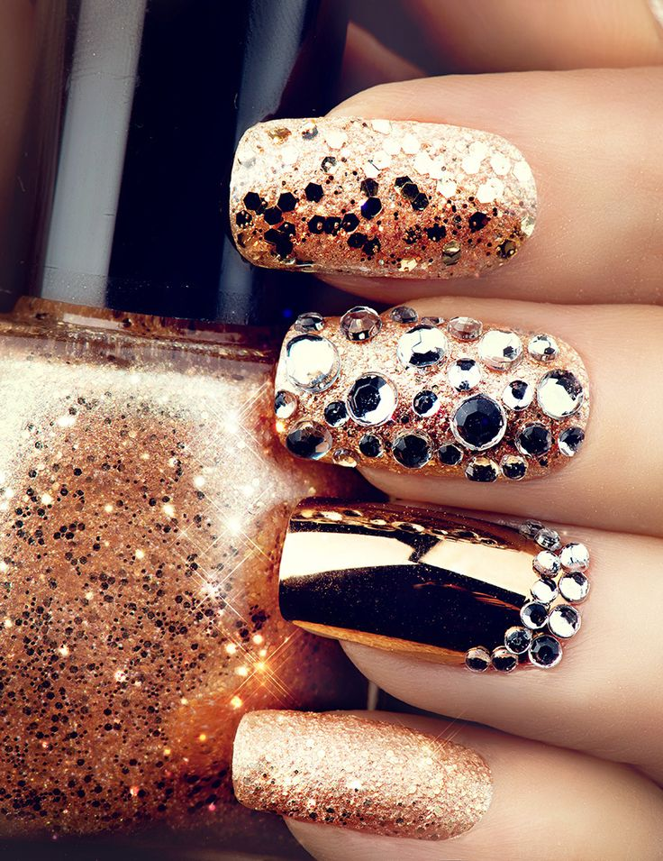 See 100 Years Of Nail Art In 2 Minutes Our fingers are finally fancy! ==