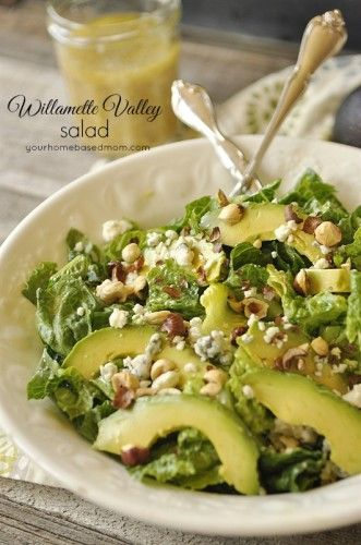 Willamette Valley Salad - your homebased mom