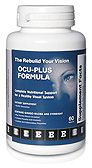 Learn which eye vitamins naturally improve eye health. The Rebuild Your Vision Ocu-Plus Formula was designed to improve vision and eye health, and help people with Macular Degeneration, Glaucoma, and Cataracts.