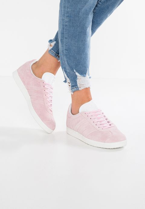 sports shoes ec5ea 8f978 Chaussures adidas Originals GAZELLE STITCH AND TURN - Baskets basses -  wonder pinkfootwear white rose 109,95 € chez Zalando (au 100318…
