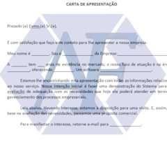 Modelo de Carta de Apresentação e Proposta Comercial Consultoria em TI…
