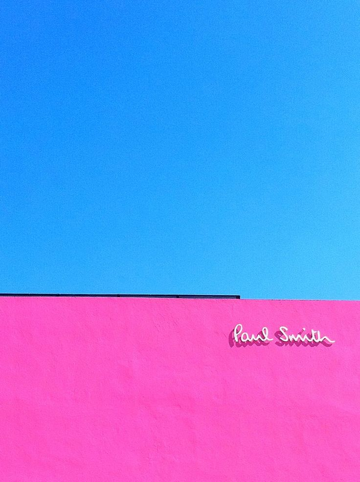 Paul Smith store on Melrose - how cool is it that architecture plus great photography equals art?