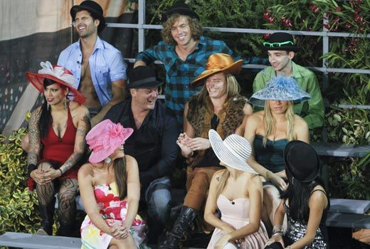 Big Brother 14 | Big Brother 14': Who is going home week one? - Zap2it