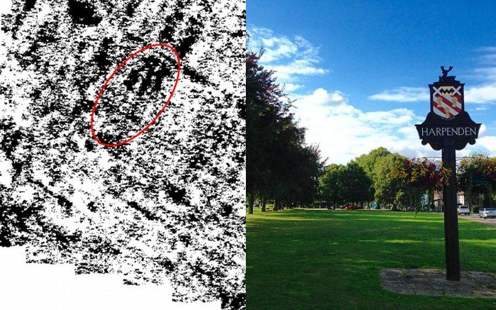 Ground Radar Reveals Strong Anomalies In Harpenden, UK – Is An Ancient Roman City Hidden Beneath The Ground?