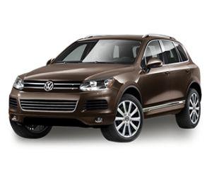 2014 Volkswagen Touareg Toffee Brown
