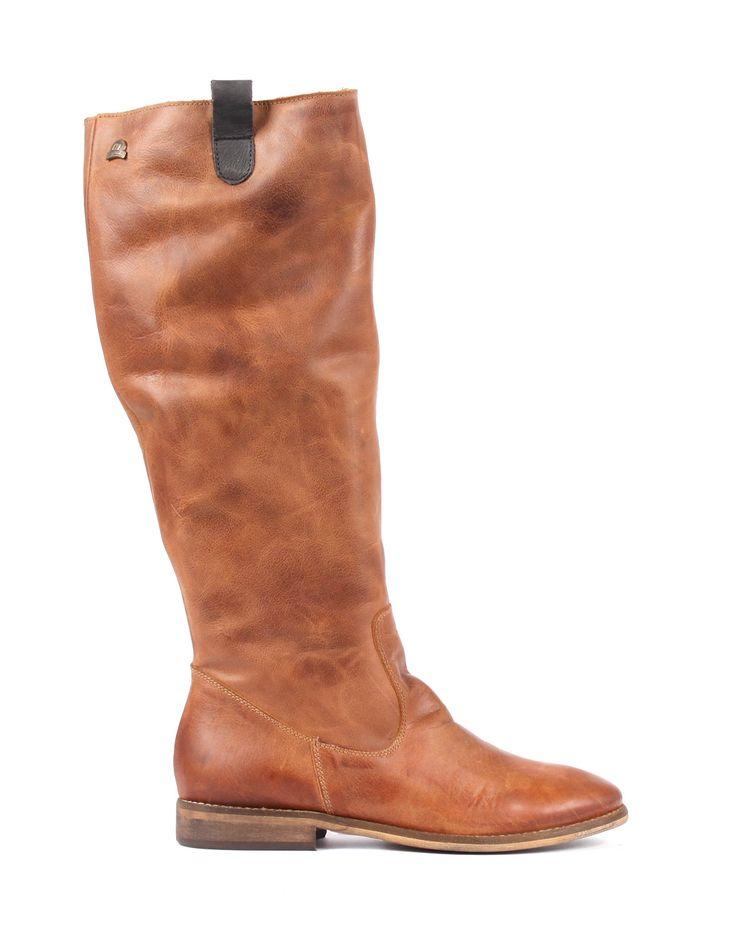 90029 mtng mustang mujer bota rustico cuero negro
