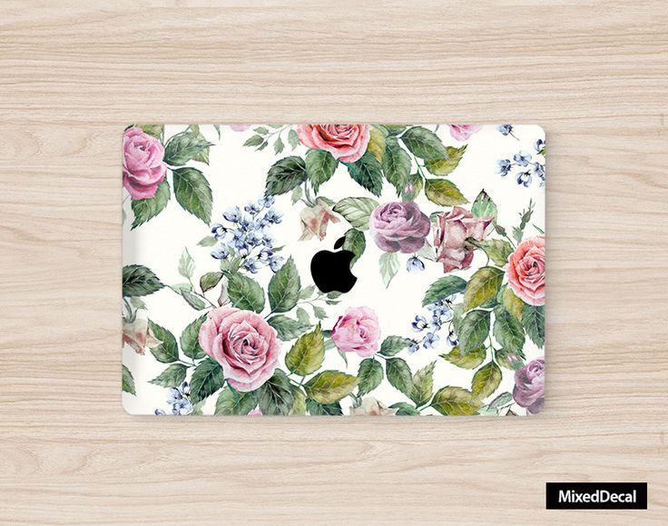Macbook Air sticker Front Macbook Pro Decal laptop macbook decal sticker macbook skin by MixedDecal on Etsy