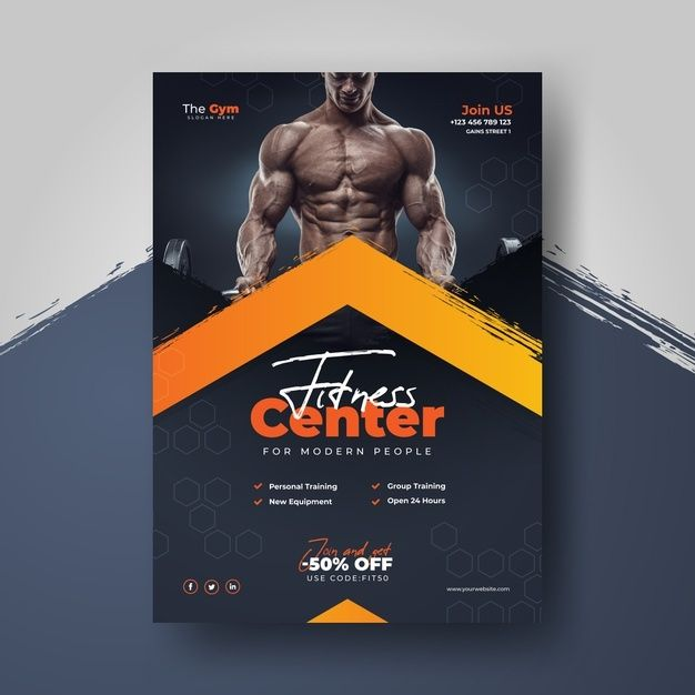 Download Sport Poster With Photo For Free Sport Poster Sport Poster Design Gym Poster