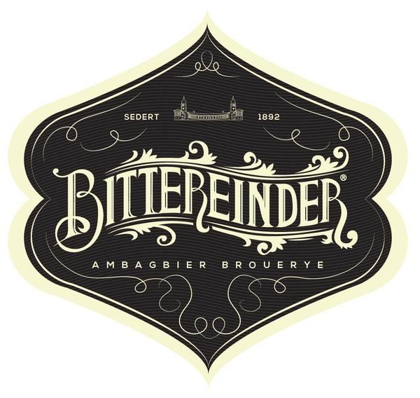 Pretty! Bittereinder® (Craft Beer Packaging Design) by Stephan Pretorius, via Behance
