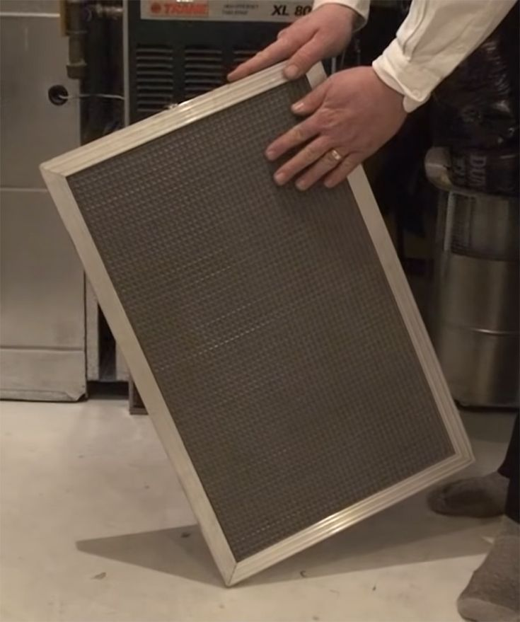 Best Air Filter For Home Ac For Air Flow Best Air Filter Air Filter House Air Conditioner Replacement
