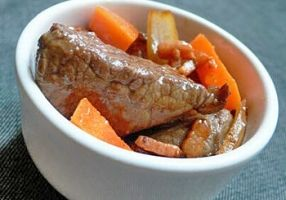 Говядина с Пикара - Рецепты - Французская кухня