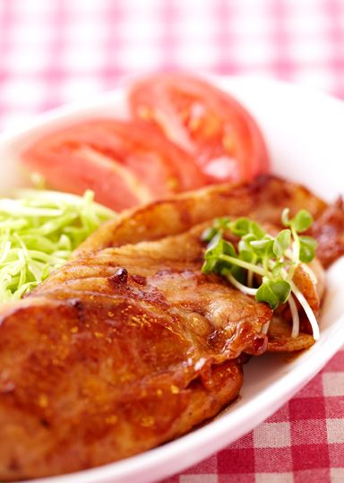豚肉の生姜焼き のレシピ・作り方 │ABCクッキングスタジオのレシピ   料理教室・スクールならABCクッキングスタジオ