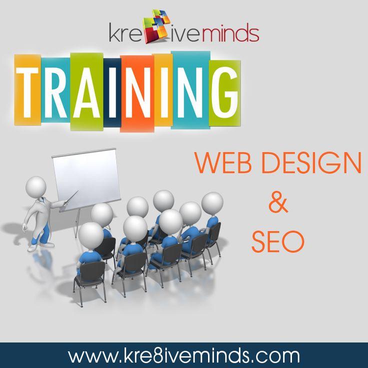 #TRAINING #Web #Design & #SEO.
