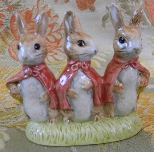17 Best Images About Beatrix Potter Figurines On Pinterest