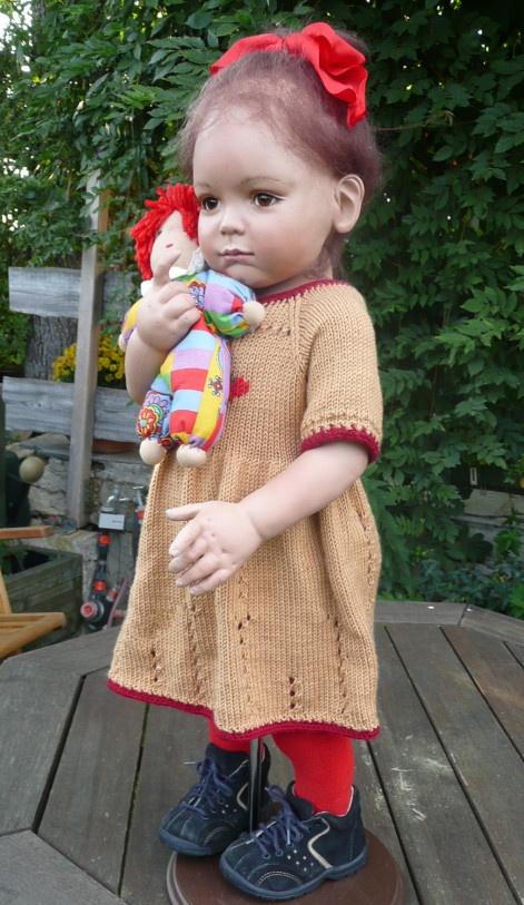"Susan's Nest -  Raphaella by ""Susan Lippl - Doll's"""