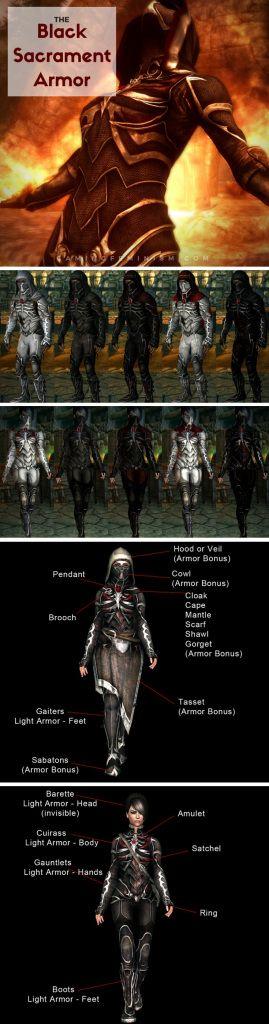 The Black Sacrament Armor, The Elder Scrolls V: Skyrim (Bethesda)