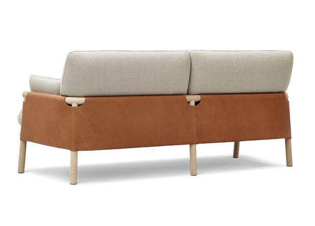 SAVANNAH, Sofa and lounge chair, Erik Jørgensen. Year Completed: 2015 Design: Monica Förster Design Studio Creative Director: Monica Förster Team: Riccardo Paccaloni