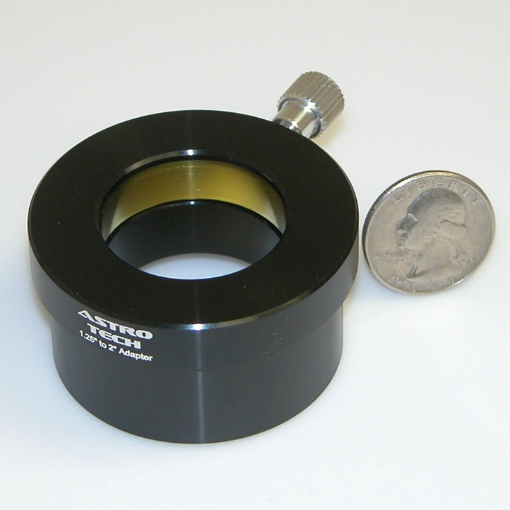 """Astro-Tech - 2"""" To 1.25"""" accessory adapter"""
