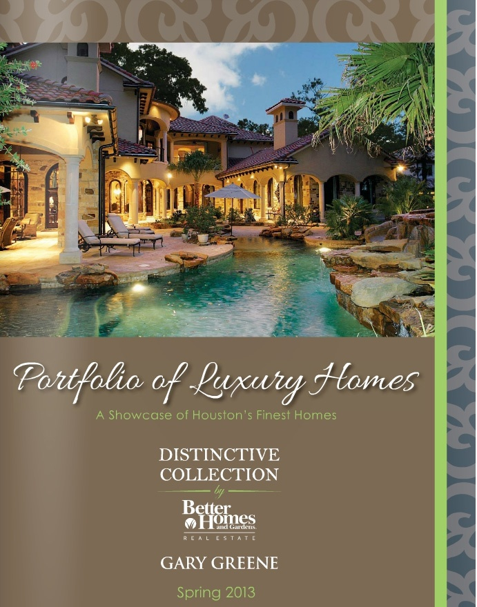 check out the latest edition of our distinctive collection magazine a portfolio of luxury homes - Houston Home And Garden Magazine