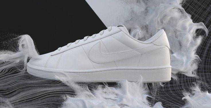 #Flyleather, el cuero reciclado de Nike