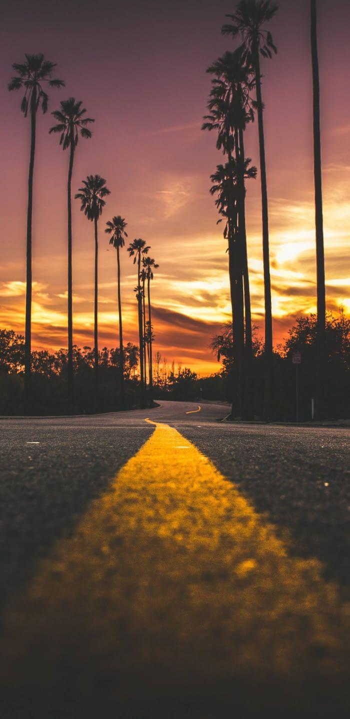 California Sunset ekkor: 2020 | Táj, Hátterek és Képek