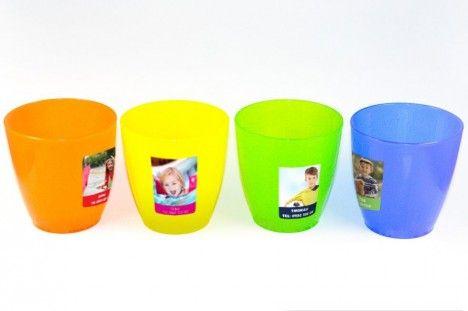 20 étiquettes autocollantes personnalisées avec une photo | StickerKid France