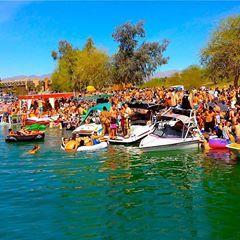 Lake Havasu Spring Break >> If One Picture Describes Spring Break In Lake Havasu City
