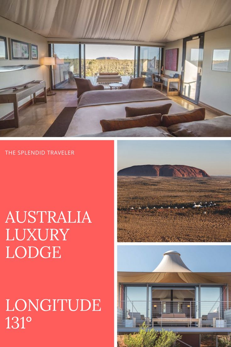 Australia Luxury Lodge | Longitude 131° | The Red Centre has often been called the Spiritual Heart of Australia, rich in its Aboriginal culture, and splendid outback beauty. The UNESCO-listed Uluru-Kata Tjuta National Park covers an area of 311,000 acres and Longitude 131° occupies a tiny speck of that land, overlooking the most popular natural icon of the country, the Uluru.