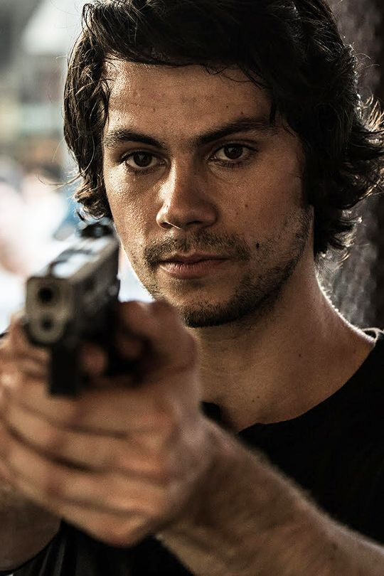 """Dylan O'Brien as """"Mitch Rapp"""" in American Assassin (2017)"""