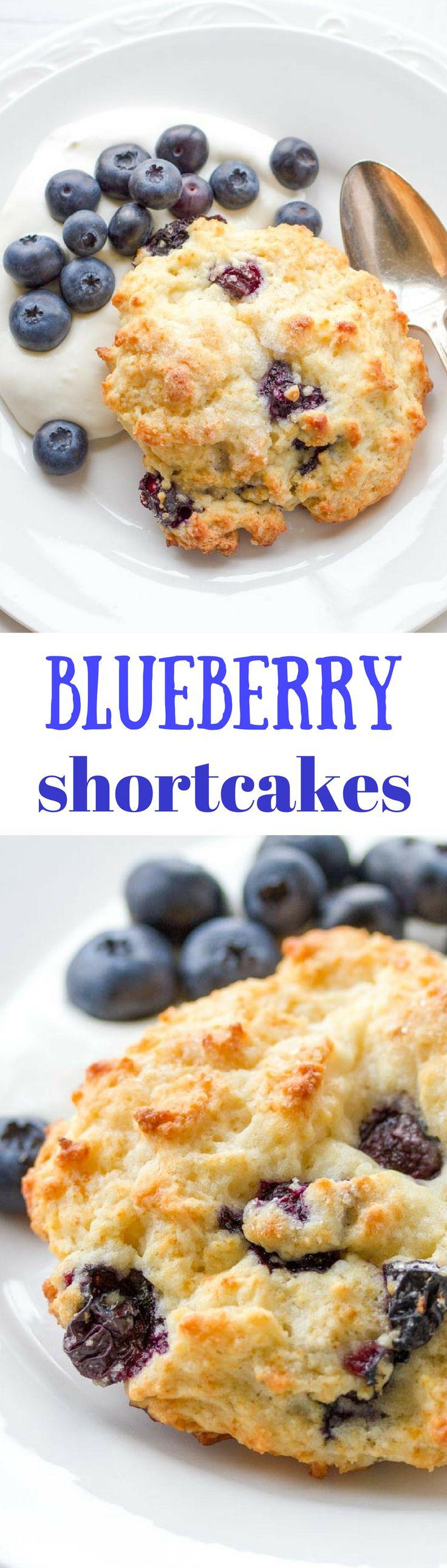Best 25+ Blueberry shortcake ideas on Pinterest ...