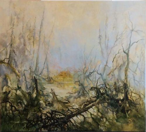 Maleri av Hilde Grønstad Sunde