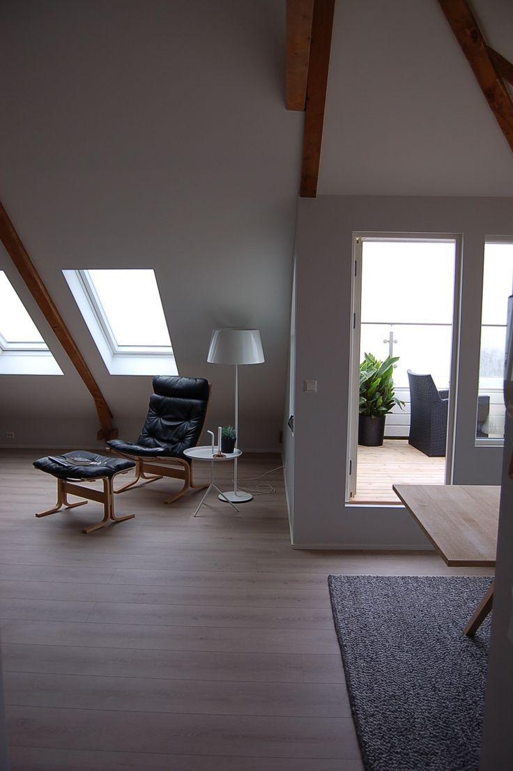 Iroko Arkitekter - renovation of apartment - Ålesund