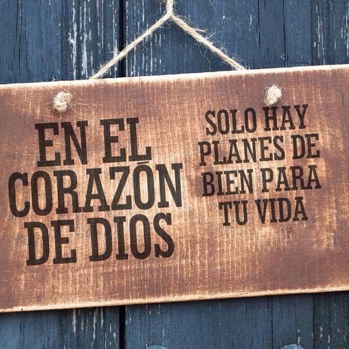 #Dios tiene un plan hermoso para tu vida!!!! #JuventudCristiana #MásCercaDelCielo ©celestialstereo.net #reflexionescristianas