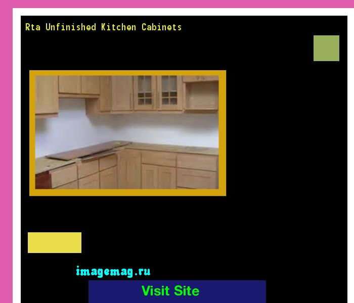 Rta Unfinished Kitchen Cabinets 074057 - The Best Image Search