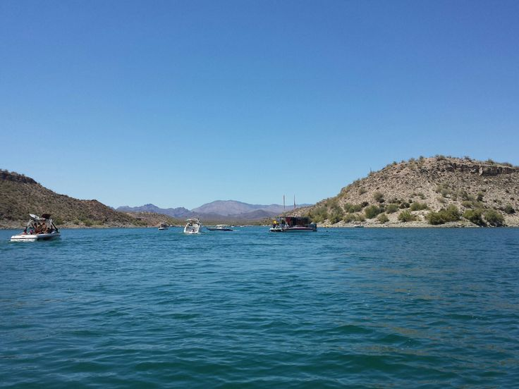 Lake Pleasant in Peoria is the second largest lake in metro Phoenix. Lake Pleasant in northwest Peoria, is a very popular lake for boating, watersports, fishing