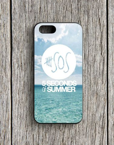 5 Second Of Summer Blue Sea iPhone 5 | 5S Case