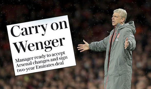 Paper round-up: Arsenal takeover fails Wenger new deal West Ham eye Man Utd's Smalling   via Arsenal FC - Latest news gossip and videos http://ift.tt/2rCorpu  Arsenal FC - Latest news gossip and videos IFTTT