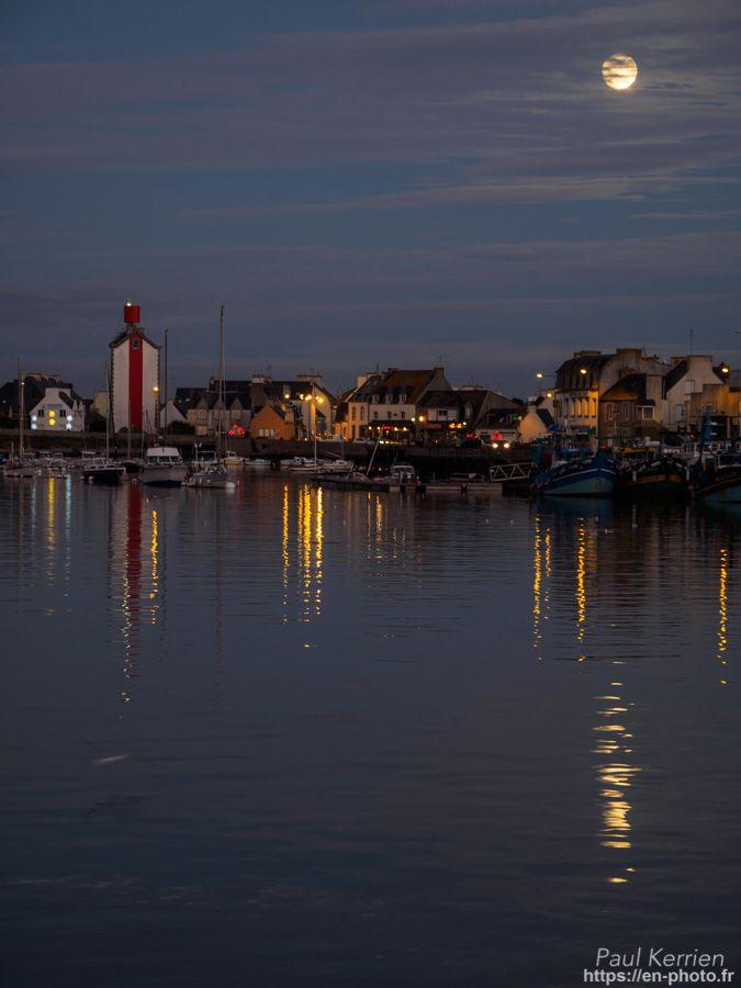 fin de journée au port  - à Léchiagat-Treffiagat  et au Guilvinec  © Paul Kerrien 2017 https://en-photo.fr Finistère Bretagne
