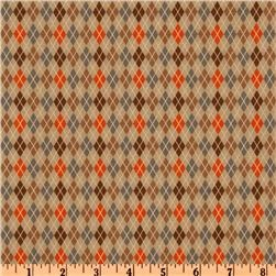 Argyle fabric.....for camping quilt