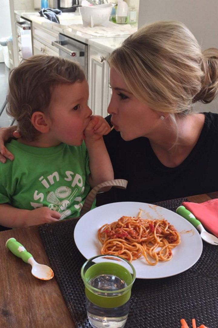 Check Out Ivanka Trump's Sweetest Family Snaps Before Baby Number 3 Arrives