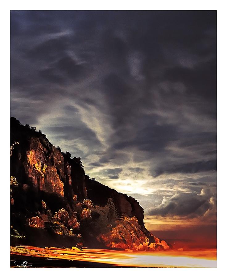 Stormy Coast III by mdomaradzki.deviantart.com on @deviantART