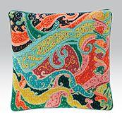 Mazurka, a fabulous vibrant and colourful design.