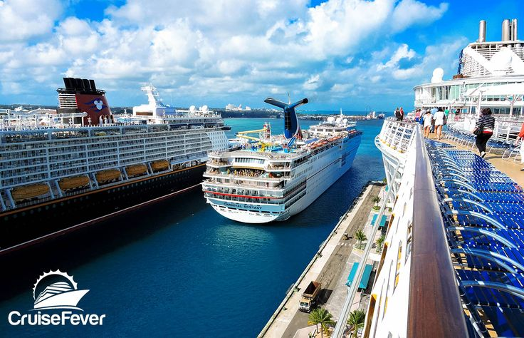 Ever wonder how busy each port will be on your cruises?  Here are 7 cruise websites you should know about.