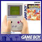 Konsole + Pokemon - Rote Edition für Ga
