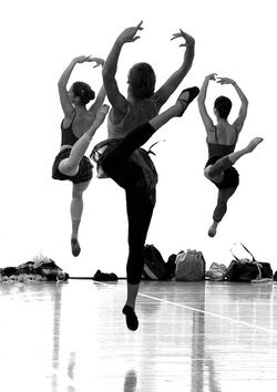 """""""Dancing faces you towards Heaven, whichever direction you turn."""" - Sweetpea Tyler"""