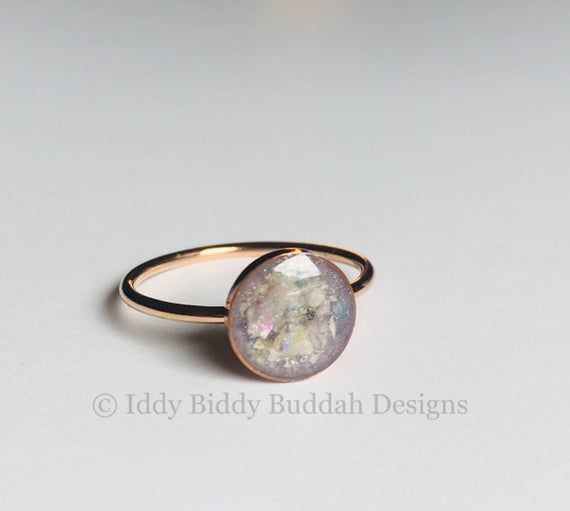 Can You Get Dna From Ashes After Cremation 14k Rose Gold Filled Memorial Ring Ashes Ring Cremation Etsy In 2020 Ashes Ring Memorial Ring Ashes Jewelry